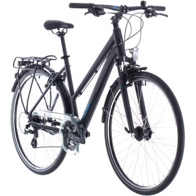 Cube Touring Trapez black/blue